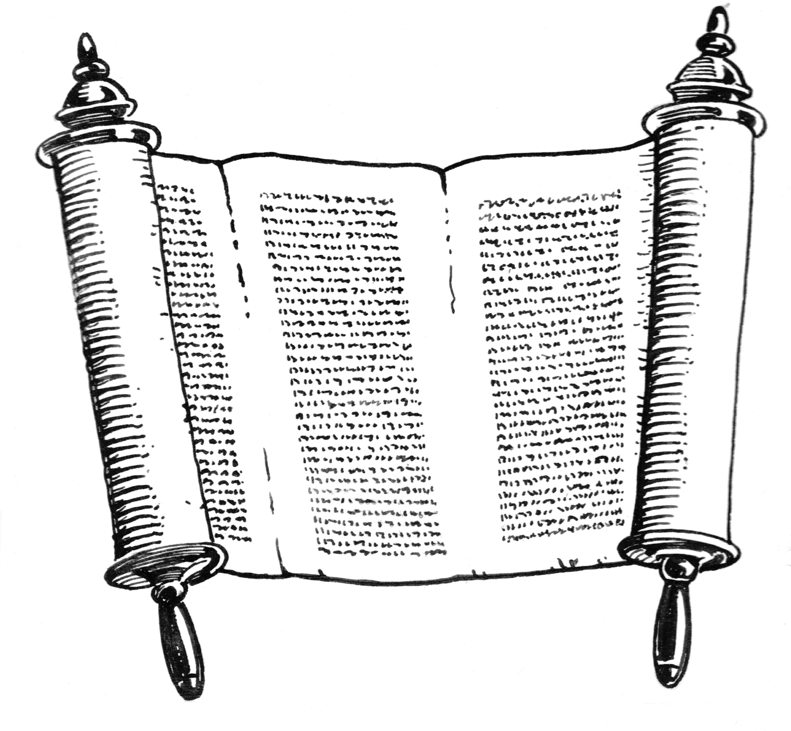 Scroll Drawing: Hill Cantons: Contest Deadline And Holmesian Scroll Creation