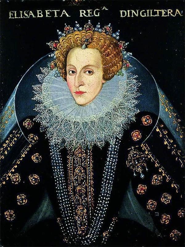 Queen Elizabeth 1 Essay