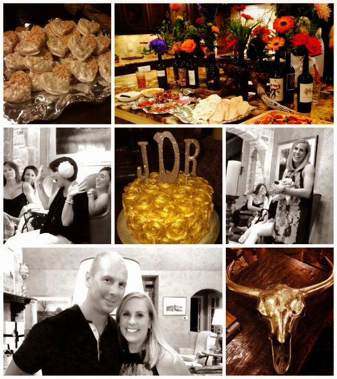 The Holland House: Wedding Shower