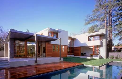 Fachadas casas modernas imagenes de fachadas de casas bonitas for Casas modernas acogedoras