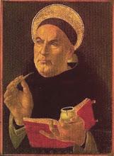 Voor de studie van Sint-Thomas