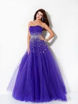 Purple Prom Dresses