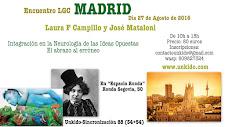 Próximo Encuentro Presencial en Madrid