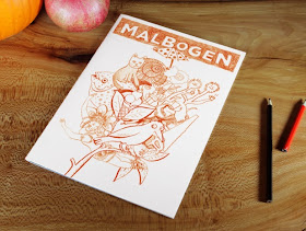 MALBOGEN goes Print!