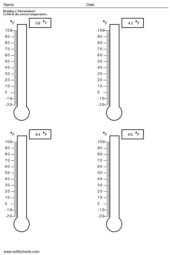 Printables Temperature And Its Measurement Worksheet temperature and its measurement worksheet abitlikethis 1stgradethermometerpractice not only can you choose temperatures to