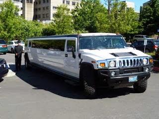 14 Passenger Hummer Limousine