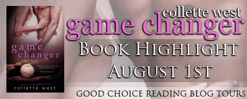 Game Changer Book Blitz and Giveaway!