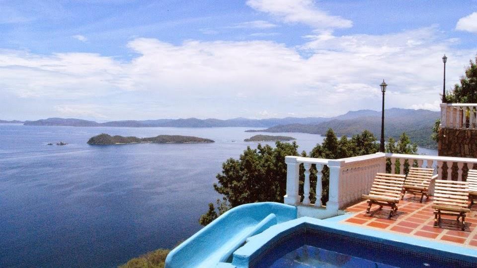 Posada villa paraiso mochima paseos y alojamiento for Villas otoch paraiso