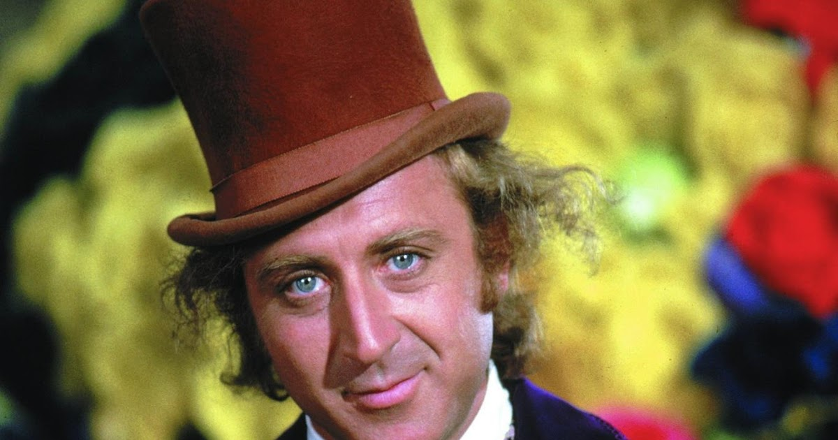 News From Other Dimensions And Galaxies: Willy Wonka is ...