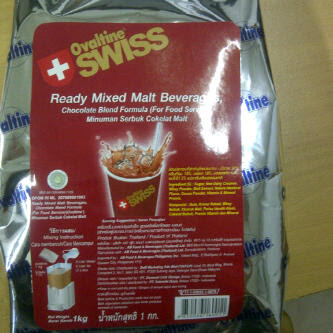 OVALTINE SWISS (IMPORT)