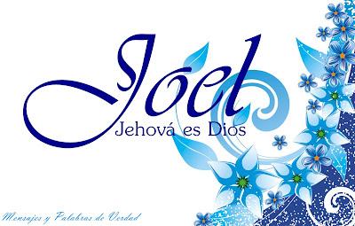 Mensajes y Palabras de Verdad NOMBRES BIBLICOS DE VARON y Su