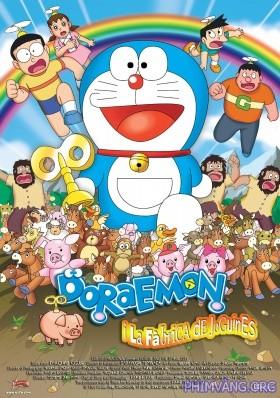 Chú Mèo Máy Đến Từ Tương Lai - Doraemon - Htv3 Lồng Tiếng - (52/52)