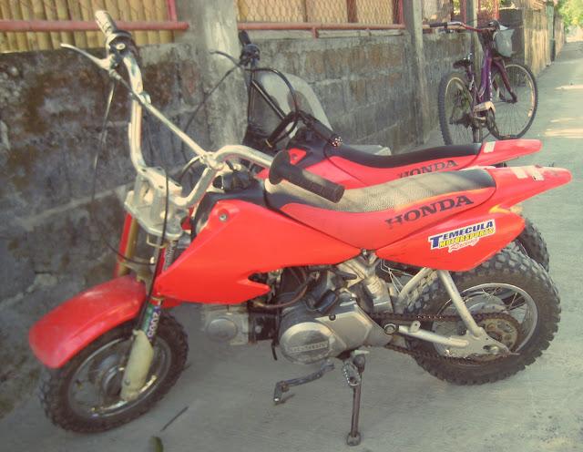 Honda CRF 50cc