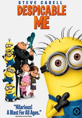 Despicable Me 2010 cover animatedfilmreviews.blogspot.com