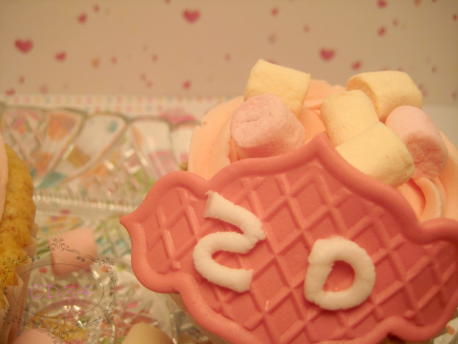 Cosetesdolces34 reto objetivo cupcake perfecto - Objetivo cupcake perfecto blog ...