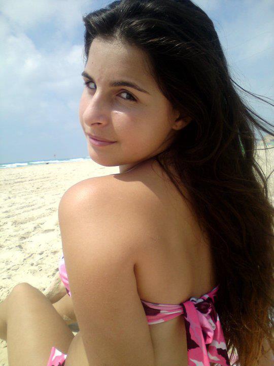 Super chicas normales: Maria Brown otra linda bb