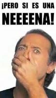 """Francella """"Pero si es una nena"""""""