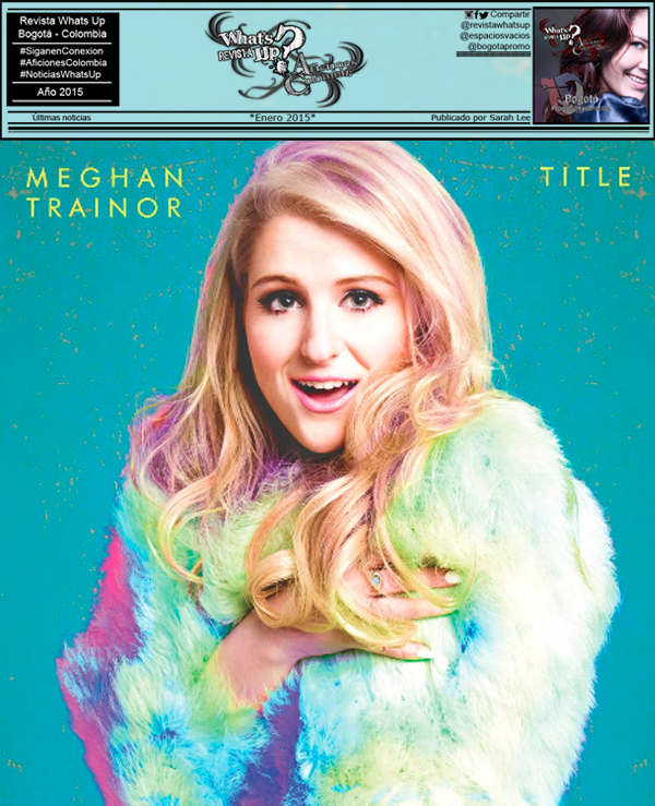Meghan-Trainor-lanza-álbum-TITLE