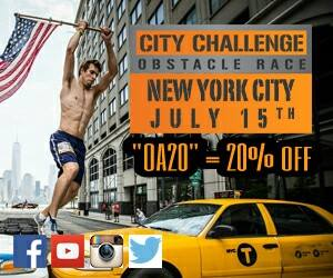 Join our team for City Challenge!
