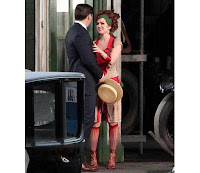Isla Fisher as Myrtle Wilson in The Great Gatsby