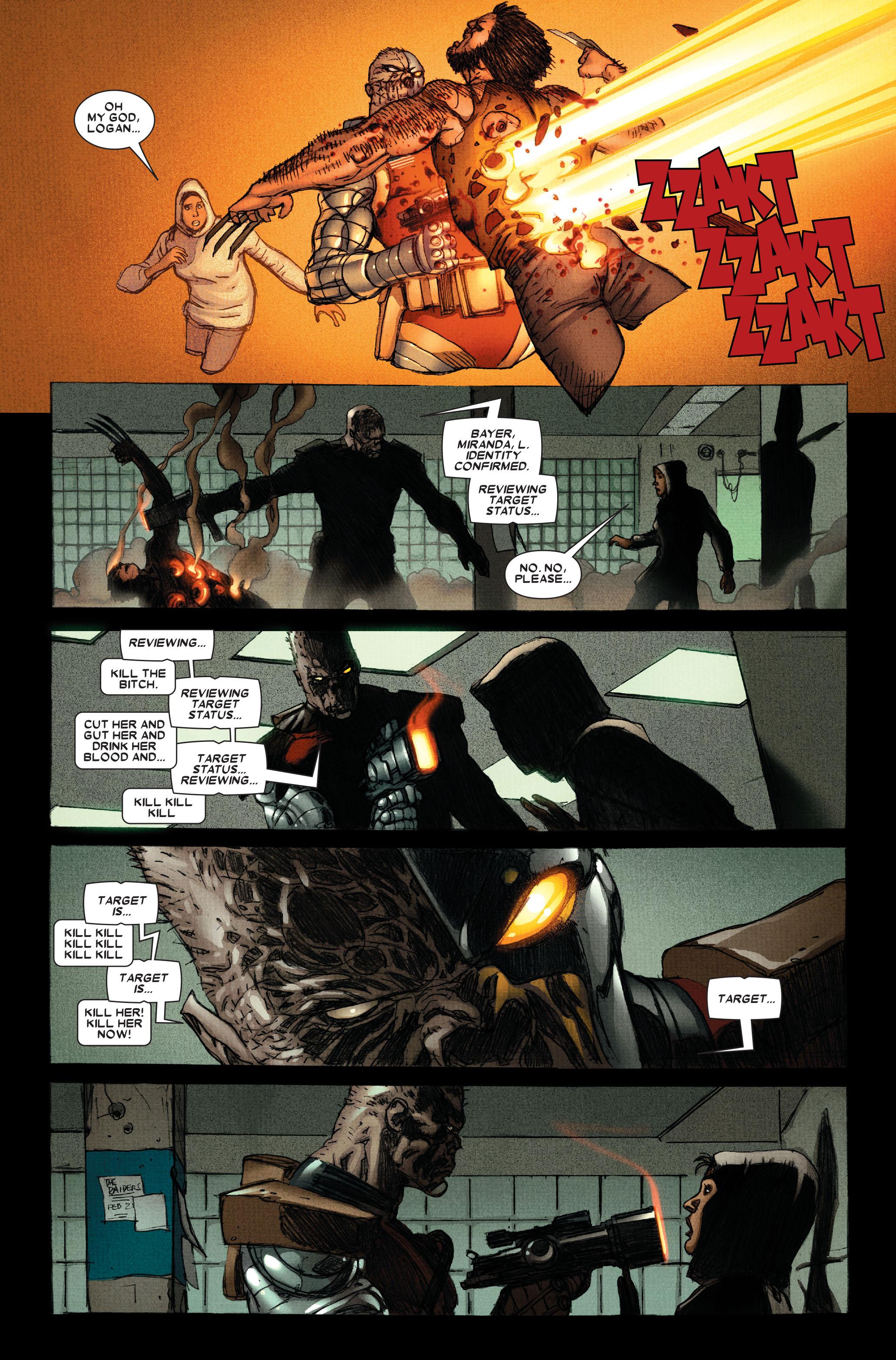 Wolverine: Weapon X #12 #5 - English 18