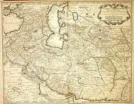در 1726 میلادی نقشه مستقل بلوچستان