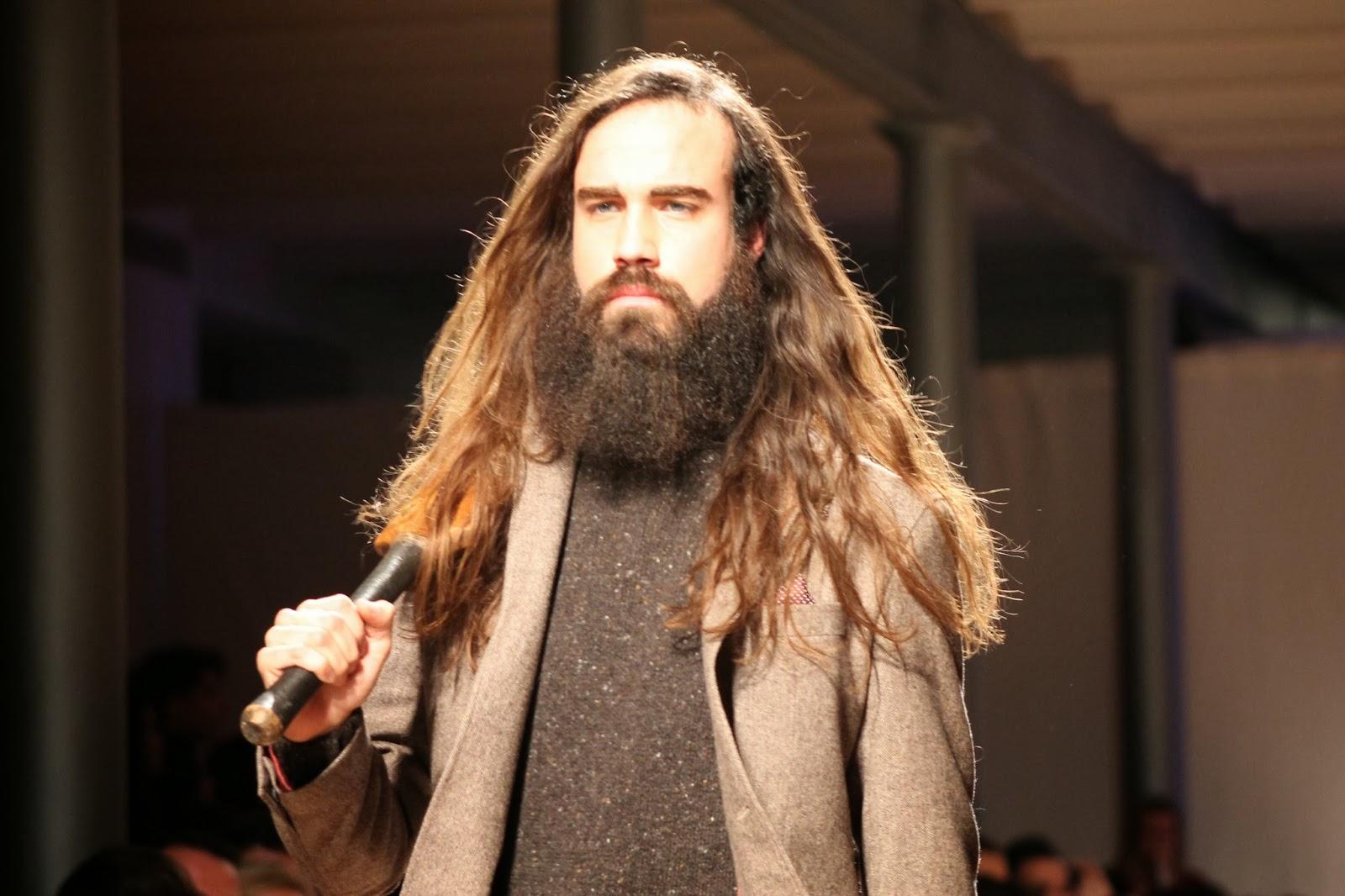 Tenkey, la firma de estilo británico española, desfila en MFSHOW MEN