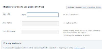 Disqus installation 1 - TechBase
