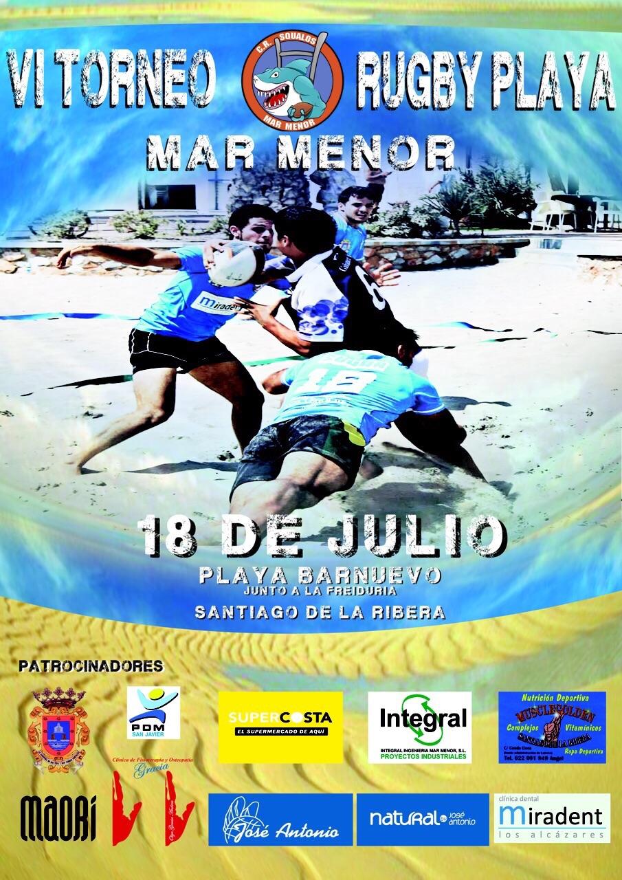 VI Torneo Rugby Playa