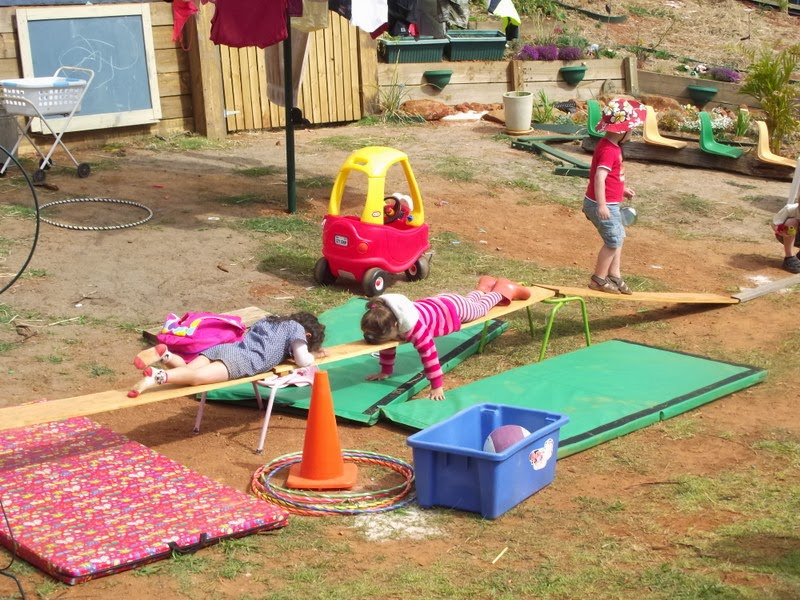 Home Daycare Backyard Ideas : Weekly Wanderings ? Easy activities for home day care and parents