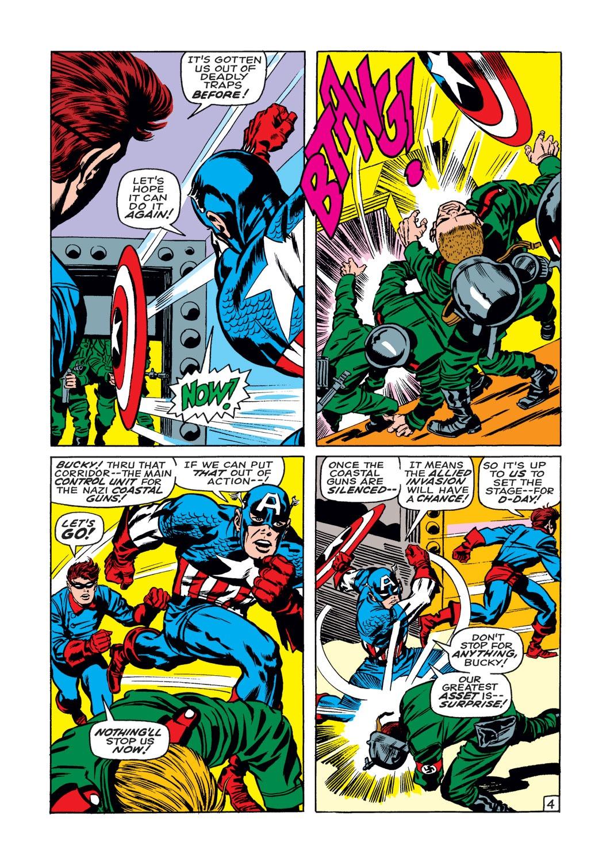 Captain America (1968) Issue #109 #23 - English 5