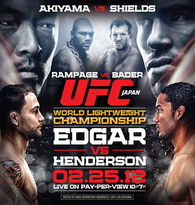 Watch UFC 144: Edgar vs. Henderson 2012 Hollywood Movie Online | UFC 144: Edgar vs. Henderson 2012 Hollywood Movie Poster