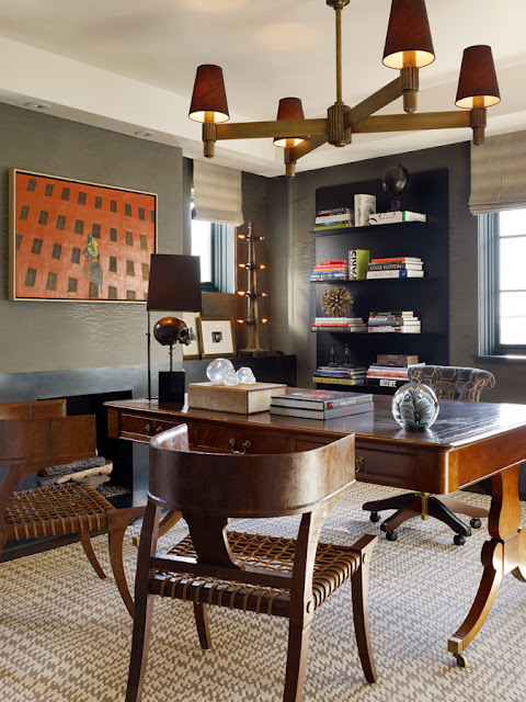 Beautiful home office designs ideas for Beautiful office design