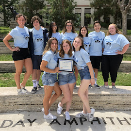 2019 Walsworth Summer Camp Award Winners