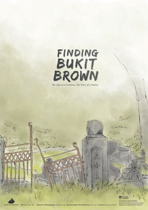 Finding Bukit Brown