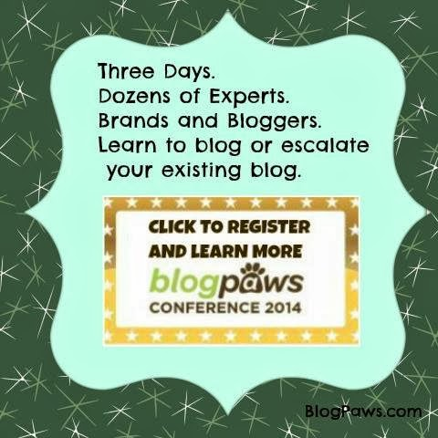 BlogPaws 2014 CLICK ON PHOTO TO REGISTER