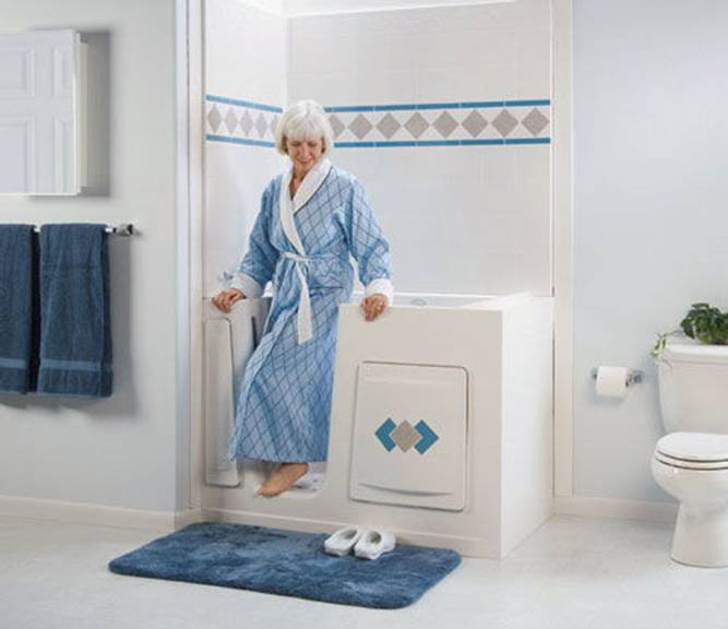Easy Home Decor Ideas Special Walk In Tub For Special Needs