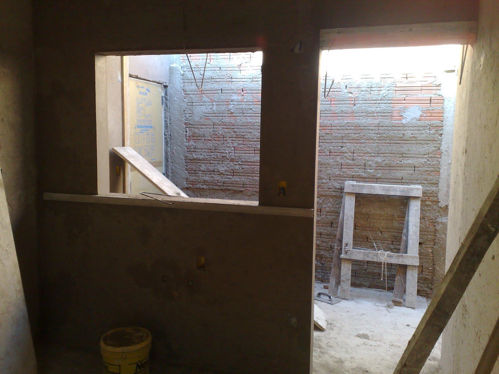 #2C2015 Passo a passo da construção da minha primeira casa: Junho 2011 4390 Janela Aluminio Lavanderia