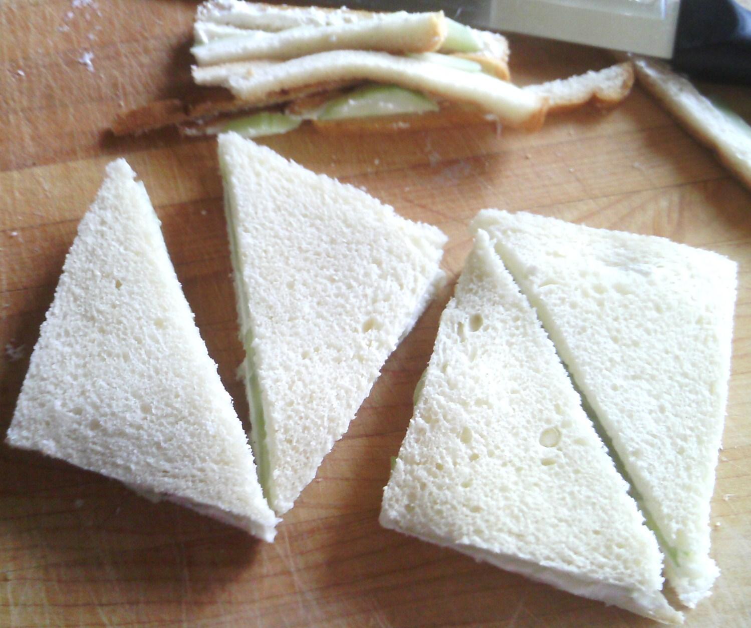 Shenandoah Gateway Farm: Tea Party Sandwiches
