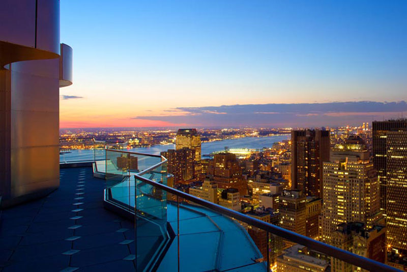 Luxury life design 60 000 per month to rent new york for New york penthouses for sale luxury