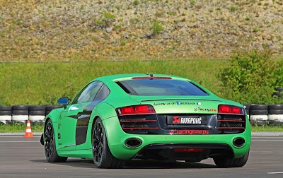 2012 Audi R8 V10 By Racing One Photo
