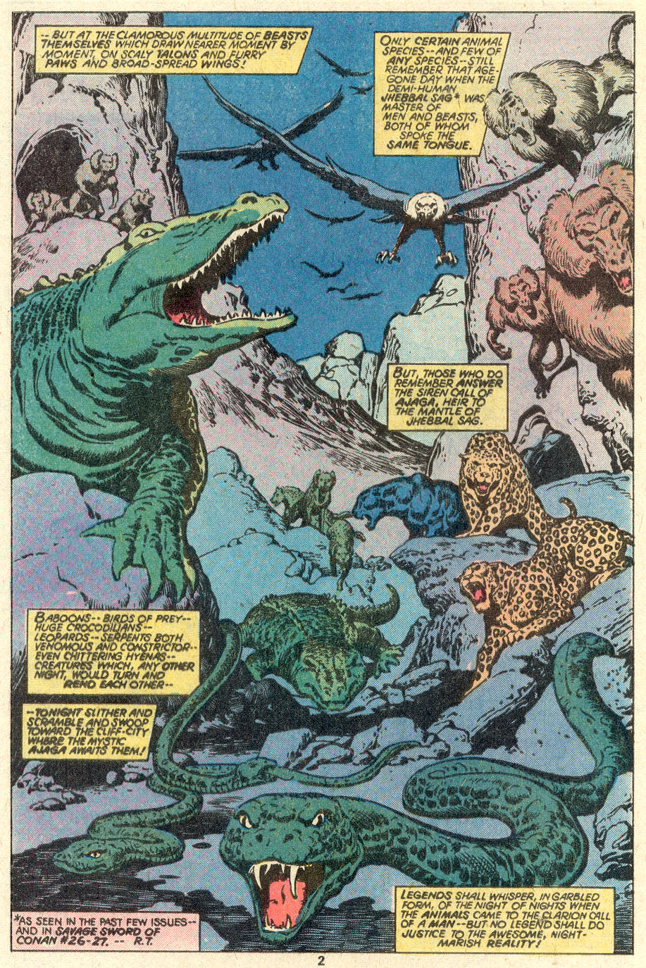 Conan the Barbarian (1970) Issue #97 #109 - English 3