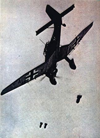 Stuka WWII