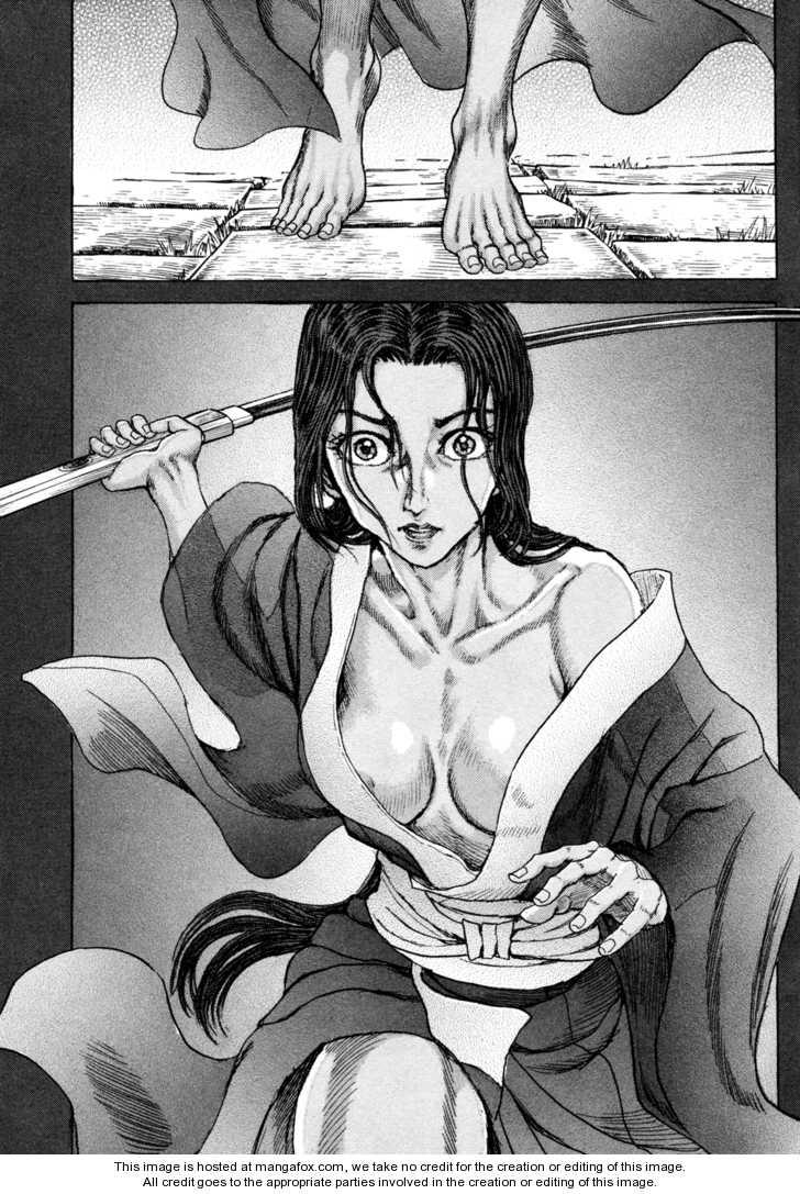 Shigurui - Cuồng Tử chap 82 - Trang 24