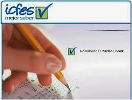 ver Resultados nacionales Prueba examen Icfes Saber 11, buscar, encontrar lista de resultados 2014, 2015