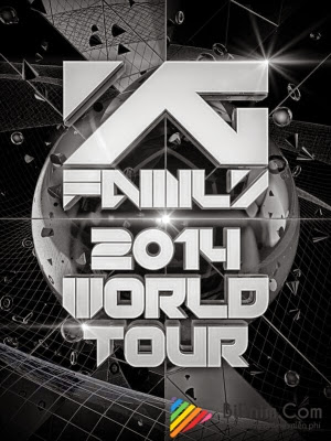 Phim 2NE1 YG FAMILY WORLD TOUR 2014 POWER