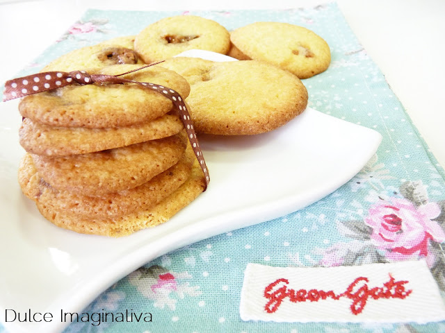Peanut bits cookies