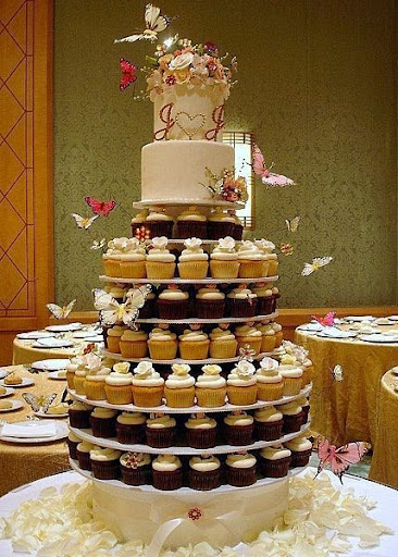 model kue pengantin mewah terbaru