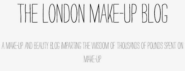 London Make-up Blog