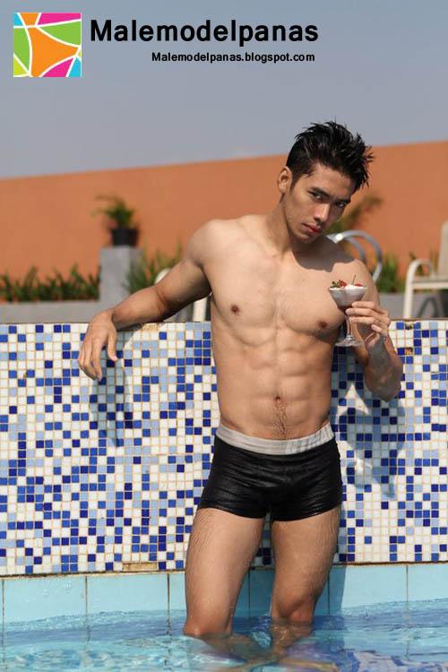 Akbar kurniawan swimwear